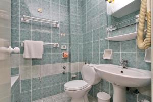 Kupatilo u objektu Hotel Zelenkada