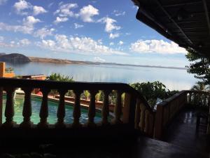 Balcon ou terrasse dans l'établissement Hotel Kartiffa