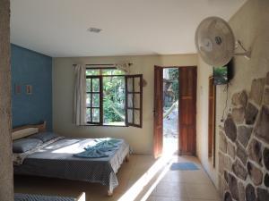 A room at Canto Verde Pousada