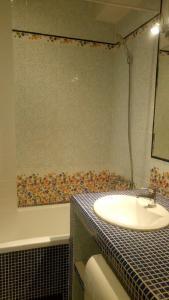 Ванная комната в Apartment on Lenina 44