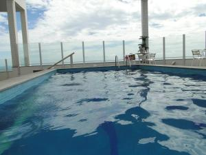 The swimming pool at or close to Costa do Mar Hotel