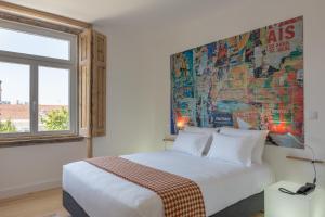Una habitación en Chiado Arty Flats