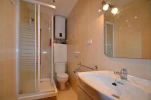 Un baño de Apartamento en Salou