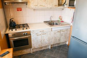 Кухня или мини-кухня в Гостиница квартирного типа