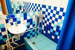 Ванная комната в Гостиница квартирного типа