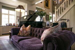 Lounge oder Bar in der Unterkunft Romantik B&B Zonnehuis
