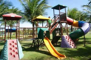 Parquinho infantil em Aquaville Resort