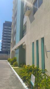 The facade or entrance of Apartamento Manaus Arena da Amazonia