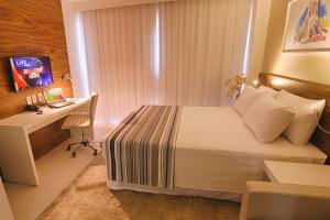 A room at Fusion Hplus Express +