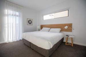 A room at Island Quarters