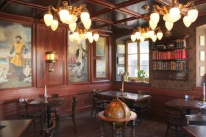 El salón o zona de bar de Gasthaus Schiff