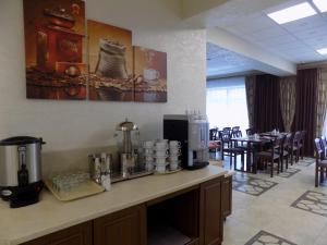 Ресторан / где поесть в Отель ИГМАН