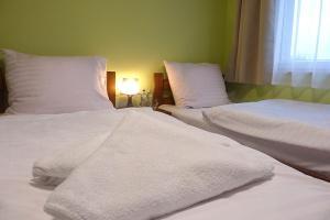Pokój w obiekcie Kompleks Hotelarski Zgoda