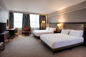 Una habitación en Hilton Edinburgh Carlton