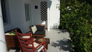 A patio or other outdoor area at Apartment Kairos