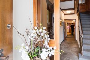 Lobby/Rezeption in der Unterkunft Hotel Höfli