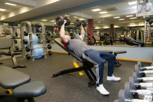 The fitness center and/or fitness facilities at Clonmel Park Hotel