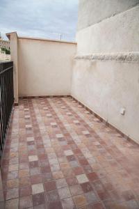 A balcony or terrace at Apartamento Pozo Amargo