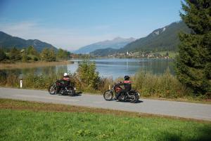 Radfahren an der Unterkunft Hotel Laurenzhof oder in der Nähe
