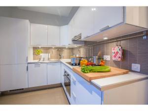 Küche/Küchenzeile in der Unterkunft Casa Hermosa