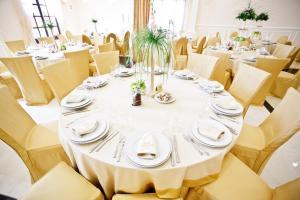 Restoran ili neka druga zalogajnica u objektu Guest Accommodation Atrium Gulin