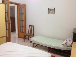 A room at Casa Saputo