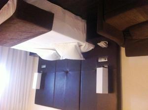 Cama o camas de una habitación en Hotel Diego's