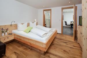 Ein Zimmer in der Unterkunft Aparthotel Brunnenhof