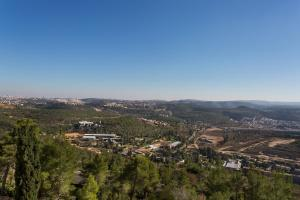 A bird's-eye view of Ye'arim Hotel