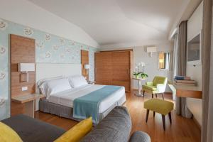 Een kamer bij Hotel Eden