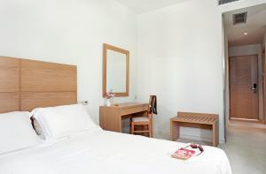 A room at Aphrodite Hotel & Suites