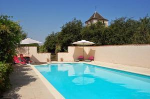 The swimming pool at or near La Belle Lavande