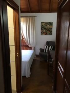 Una habitación en Hotel Rural Ibo Alfaro