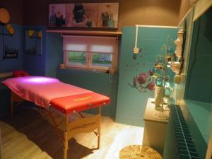Spa ou équipements de bien-être de l'établissement Le Moulin d'eclaron