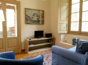 TV o dispositivi per l'intrattenimento presso Il Granaio di Palazzo Guicciardi