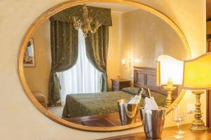 Um quarto em Hotel Rigel