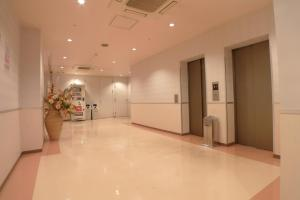 The lobby or reception area at Hotel Times Inn 24