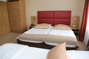 A room at Hotel Lindleinsmühle