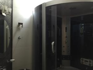 Ванная комната в Studio in Vladivostok