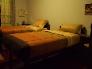 A room at Chommuang Guest House
