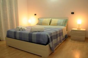 A room at Hello Roma B&B