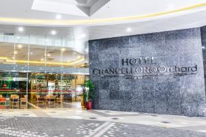 Khu vực sảnh/lễ tân tại Hotel Chancellor@Orchard