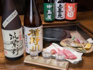 Coffee and tea-making facilities at Kannojigoku