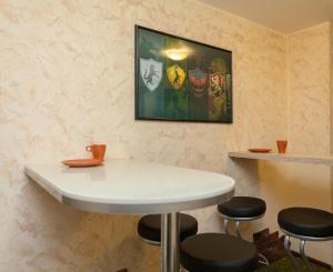 Лаундж или бар в Отель Винтерфелл на Смоленской