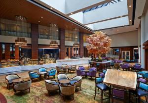 吉隆坡協和酒店餐廳或用餐的地方