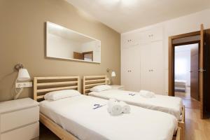 Ein Zimmer in der Unterkunft Zuhaitz - Basque Stay