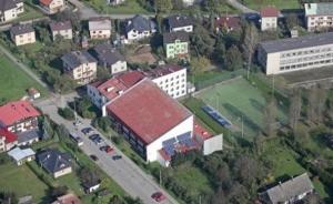 Vue panoramique sur l'établissement Ośrodek Sportu i Rekreacji Victoria
