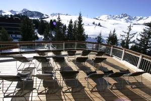 Village Club Miléade Courchevel зимой