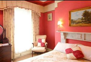 A room at Charlemont House