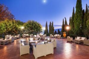 Restaurant ou autre lieu de restauration dans l'établissement Hotel Villa Diodoro